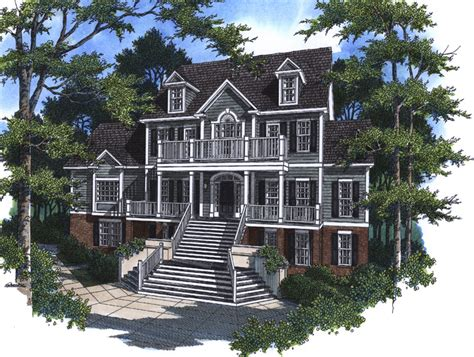 southern plantation house plans prindable plantation home plan 052d 0085 house plans and more