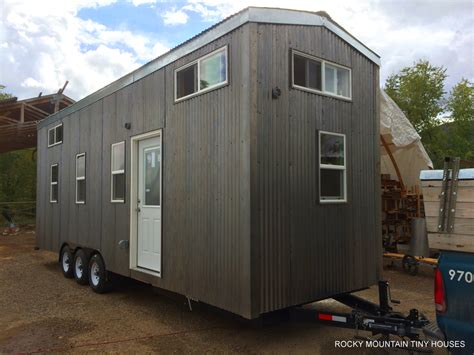 metal tiny house
