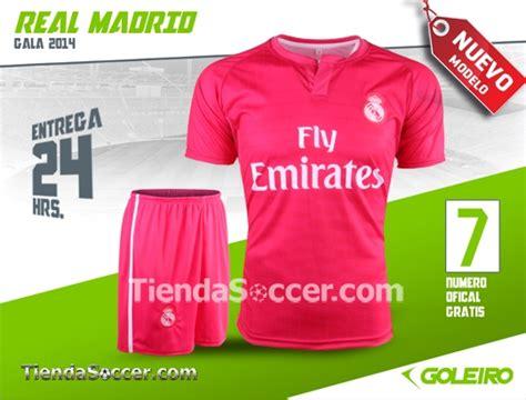 imagenes del uniforme del real madrid rosado tiendasoccer uniformes de futbol jerseys oficiales