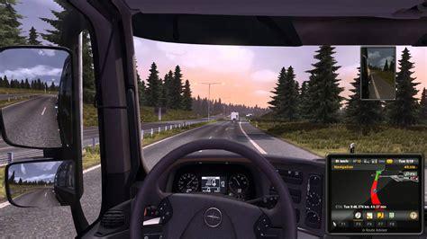 euro truck simulator 2 scandinavia download full version euro truck simulator 2 v1 9 22 w scandinavia mod v1 60