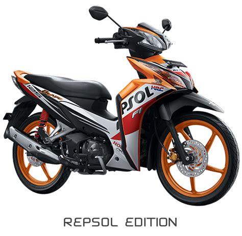 Sparepart Honda Blade Repsol dealer bengkel resmi motor honda cahaya sakti motor terbesar terpercaya di karesidenan
