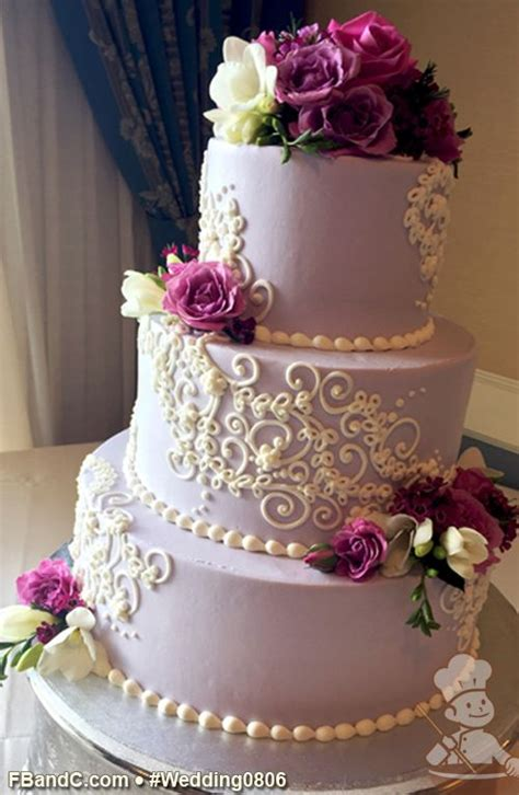 Wedding Cakes Prices by Purple Wedding Cakes With Prices Idea In 2017