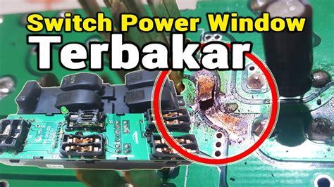 Switch Power Window Xenia cara membongkar memperbaiki master switch power window avanza xenia yang rusak