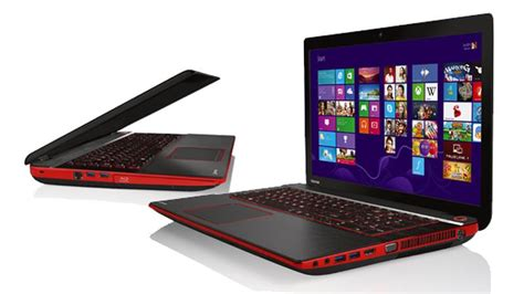 toshiba qosmio x70 a laptop review pc advisor