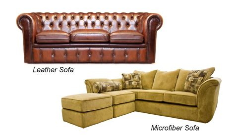 microfiber or leather sofa microfiber versus leather sofas energywarden