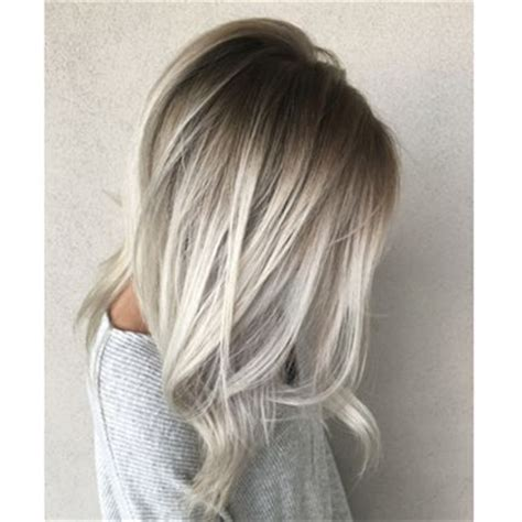 perfect shadow root on blonde hair how to smoky shadow root behindthechair com