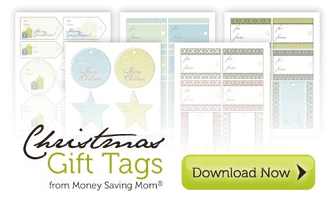 printable money tags free printable christmas gift tags money saving mom 174