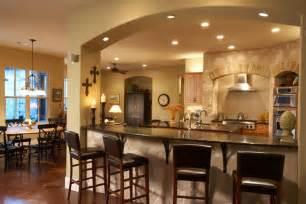 exceptional Extra Large Kitchen Island #3: Siena-House-Plan-Kitchen.jpg