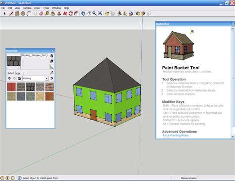 google sketchup tutorial cz n 225 vod jak vymodelovat 3d dům v google sketchup