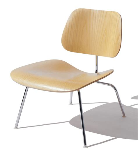 Eames Molded Plywood Lounge Chair by Herman Miller Eames 174 Molded Plywood Lounge Chair Metal