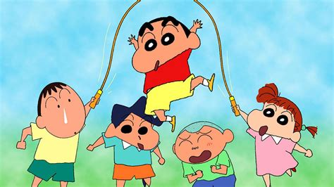 Shin Chan Hd Wallpaper