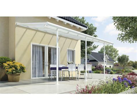toiture pour terrasse aron vacanza 295x494 cm blanc
