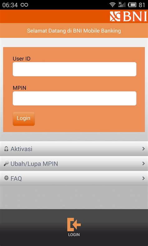 format bni sms banking transfer ke bank lain cara transfer antar bank online melalui bni mobile banking