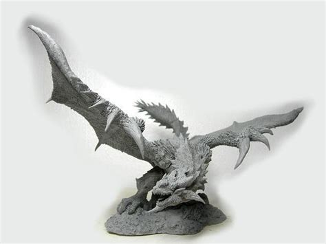 Figure Gold Rathian Capcom Figure Builder 17 best images about on chibi series and hunters