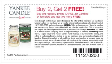 yankee candle printable coupons canada yankee candle printable coupons april couponcu page