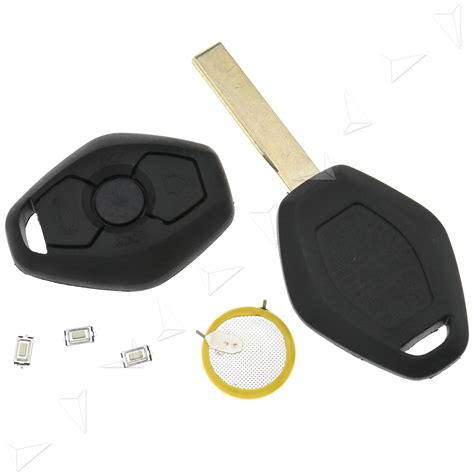 bmw x5 key fob battery replacement replacement 3 button remote key fob lir2025 battery for
