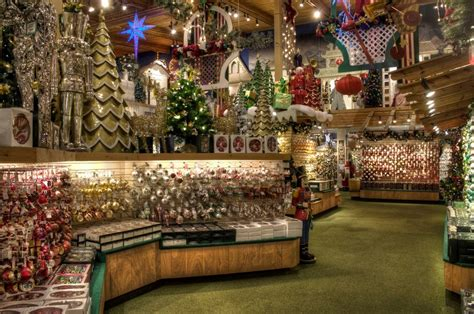 bonnars christmas trees bronner s frankenmuth mi