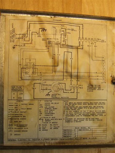 trane weathertron thermostat wiring diagram 239 heat