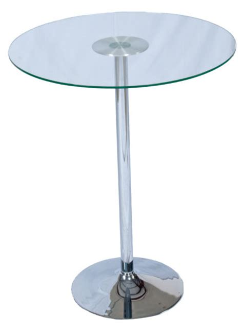 bar height glass table bar height marcel glass table chic event wedding and