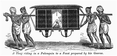 Home Decor Blogs India india palanquin 1849 photograph by granger