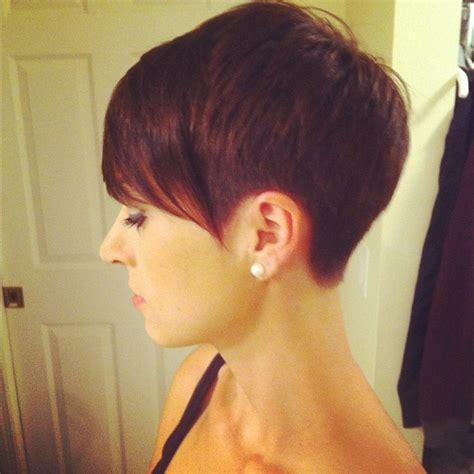 chop cute short haircuts back and front the pixie revolution pixie cut pics sept 4th