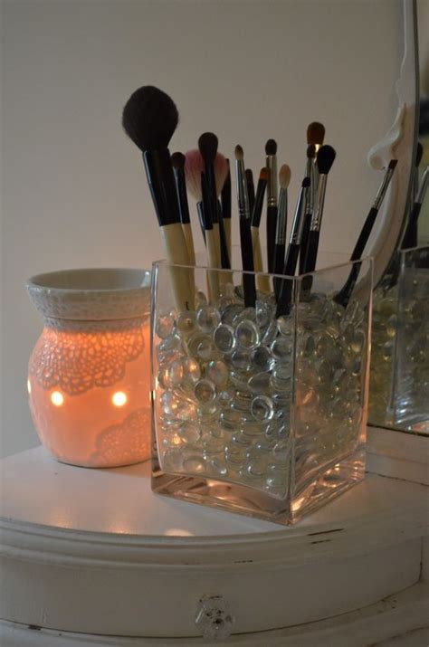 pattern for makeup brush holder diy makeup brush holder paint brushes brushes and glasses