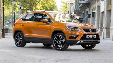 seat ateca xcellence seat ateca award winning excellence autonews