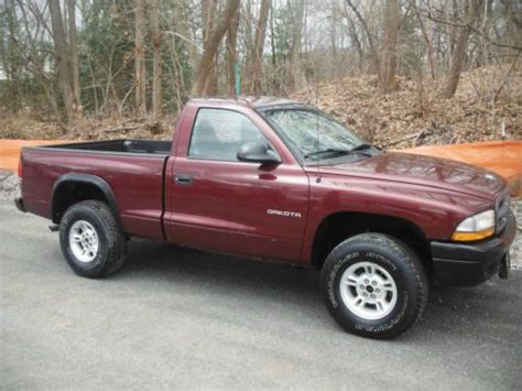 auto air conditioning repair 2001 dodge dakota seat position control purchase used 2001 dodge dakota 4x4 with air conditioning 3 9 liter 6 cylinder engine in sussex