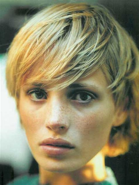 how to achieve disheveled pixie and neat hairstyles 15 great short straight haircuts short