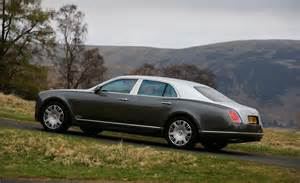 Bentley Mulsanne 2012 Car And Driver