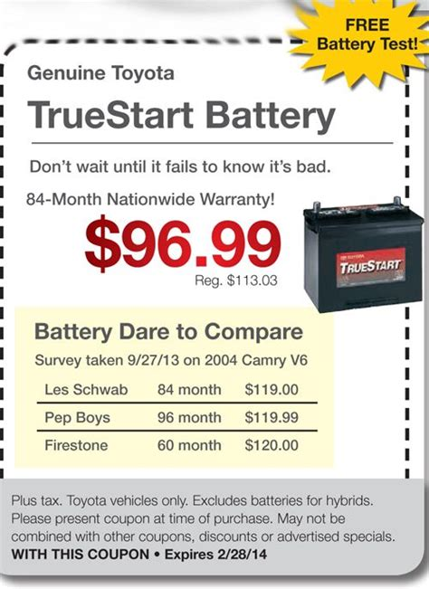 Toyota Truestart Battery Pin By Toyota Of Puyallup On Toyota Of Puyallup Special