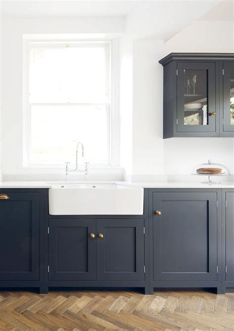 navy blue kitchen cabinets image result for shaker kitchen cabinets kitchen