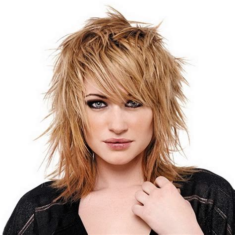 Rocker Hair Cut For Ladies | rocker hairstyles for women