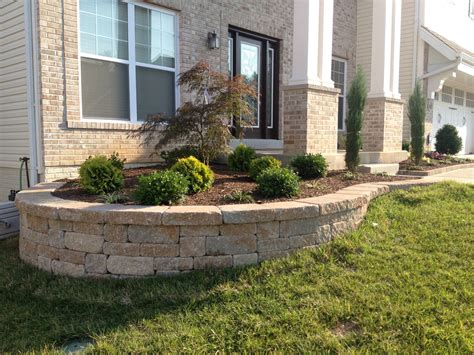 Retaining Wall Landscaping Ideas Retaining Wall And Landscaping Lance S Landscaping