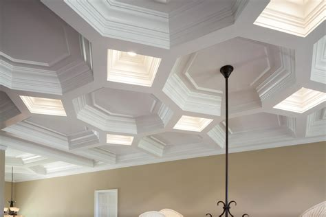 Coffered Ceiling Design by Coffered Ceiling Design Ceiling Beams Coffer Ceiling Panels