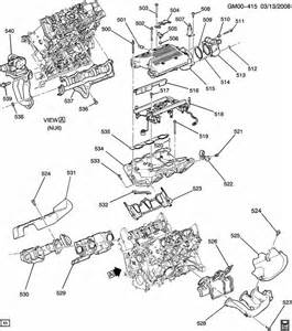 engine asm 3 5l v6 part 5 manifolds fuel related parts