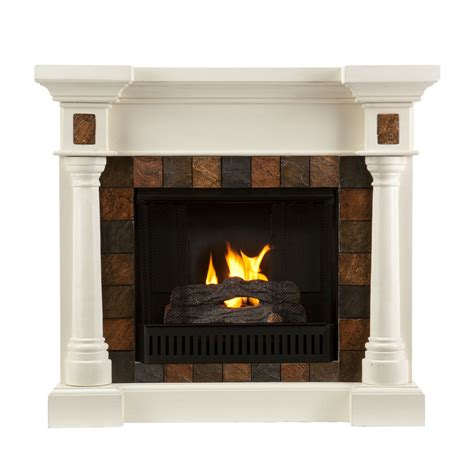 Martin Fireplaces by 44 5 Quot Martin Weatherford Convertible Gel Fireplace