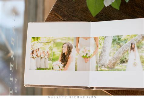 Fine Art Leather Wedding Album   Temecula Creek Inn