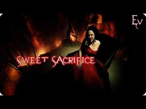 Evanescence Sweet Sacrifice by Evanescence Sweet Sacrifice En Ingles Y Espa 241 Ol