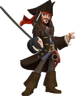 sparrow infinity pirate png images free