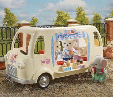 buy ice cream van  sylvanian families