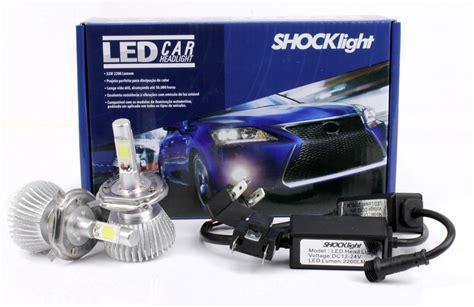 Led Light H4 6000 8000k Garansi 1 Th Berkualitas kit bi xenon led h4 8000k