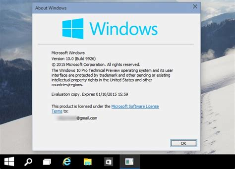 installing windows 10 technical preview build 9926 part 1 windows 10 technical preview build 9926 hands on making