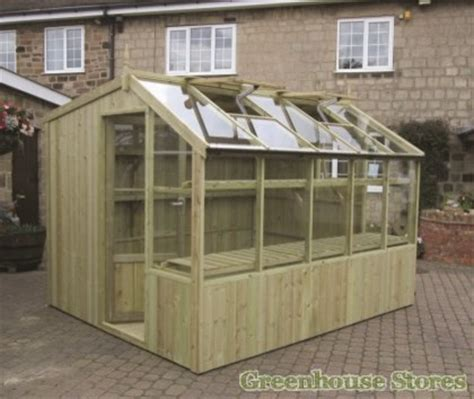 Wooden Potting Sheds by Rook 8x10 Wooden Potting Shed Traditional Sheds West Midlands By Greenhouse Stores