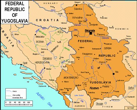 where is serbia on a world map 66 federal republic of yugoslavia 1992 2006