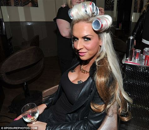 crossdressed beauty salon this is liverpool s transexual star chelsey harwood leaves