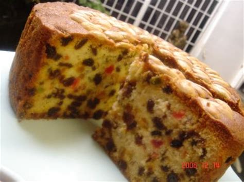 moist light fruit cake recipe
