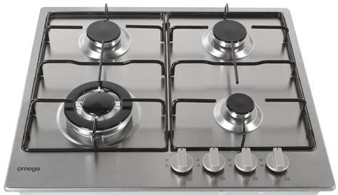 gas cooktop reviews omega ocg61xa gas cooktop reviews appliances
