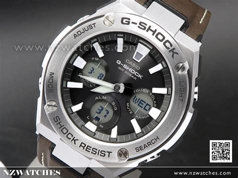 Casio G Shock Gst S110g 1a buy casio g shock g steel layer guard structure tough