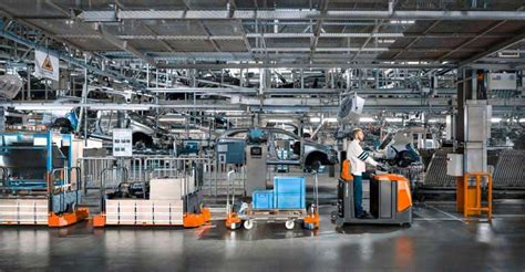 Toyota Industrial Placement Automated Solutions